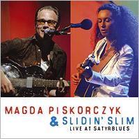 Magda Piskorczyk CD Blues Travelling