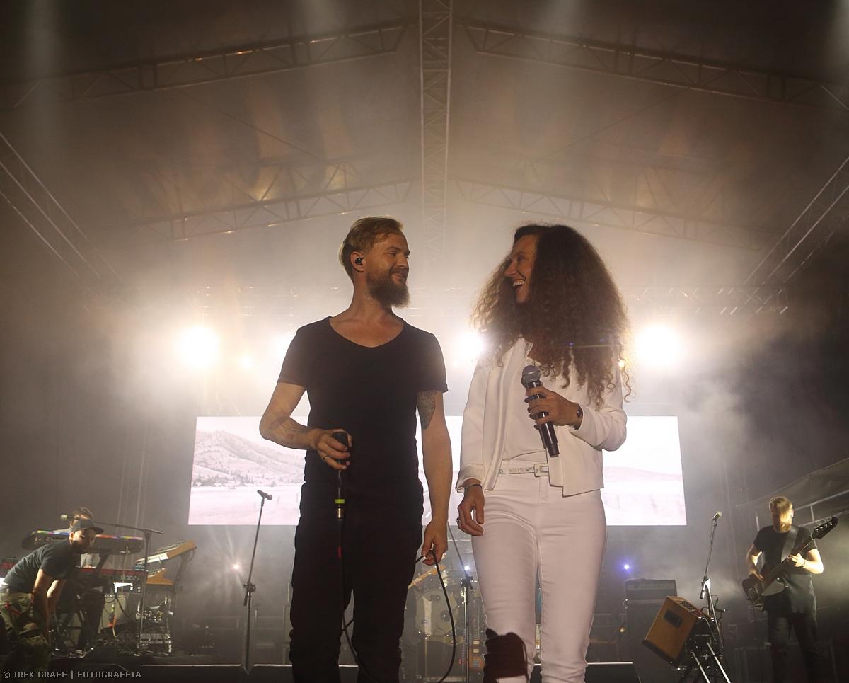 Finał Suwałki Blues Festival – Organek i Magda Piskorczyk, 08.07