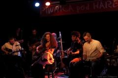Harenda blues session - minikoncert z Jędrzejem Kubiakiem, 18-11
