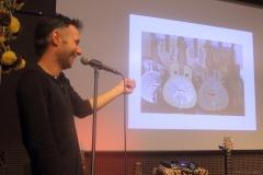 Prezentacja gitar rezofonicznych - Jędrzej Kubiak, Bydgoszcz,  27.12