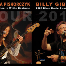 Magda Piskorczyk & Billy Gibson Tour