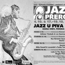 XXX Prerov Jazz Festival